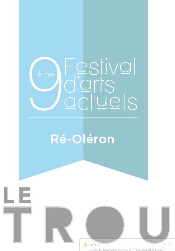 2020 – FESTIVAL D'OLERON