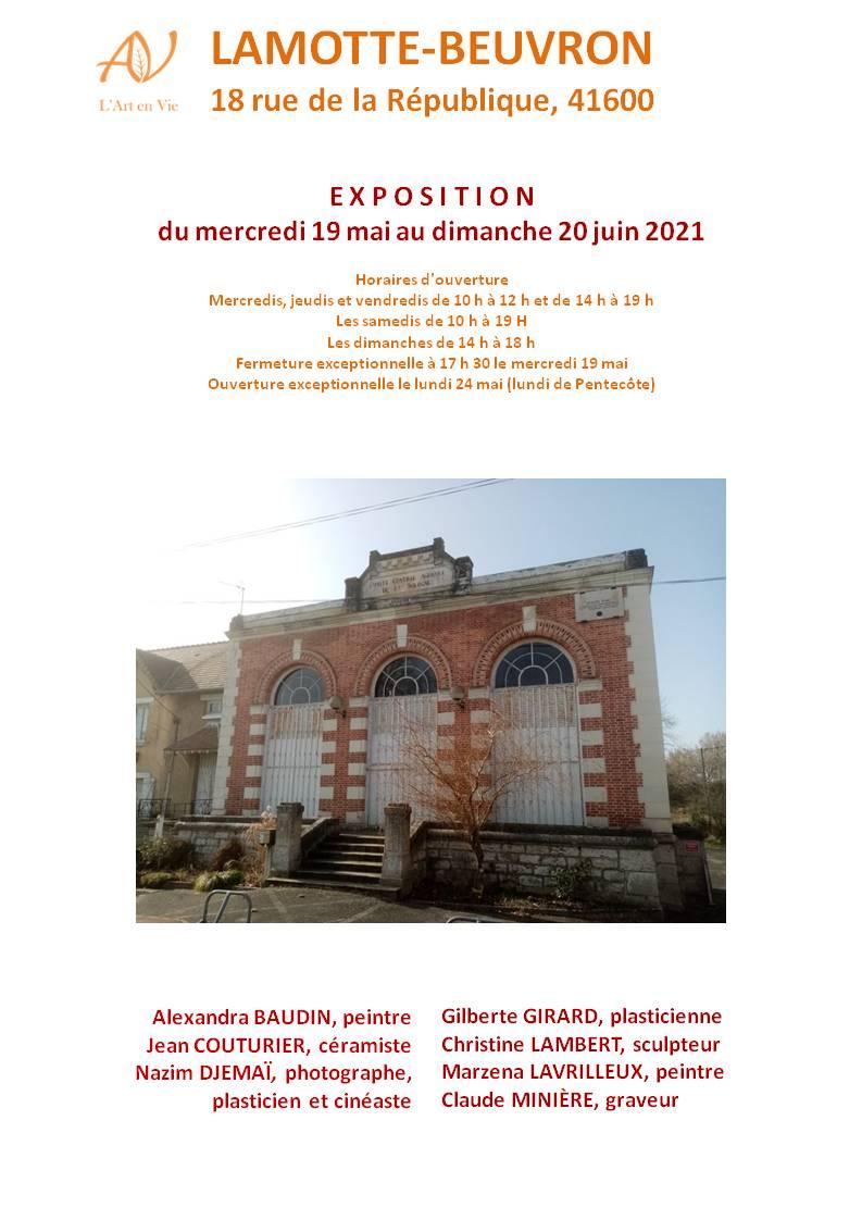 2021 – LAMOTTE-BEUVRON – 41